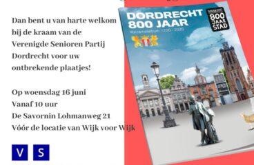 """<a href=""""/?p=1652""""> Krijg uw boek Dordrecht 800 jaar vol! Kom morgen langs bij onze kraam</a>"""